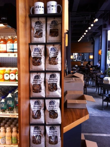 Augie Granola at Foragers Chelsea Store