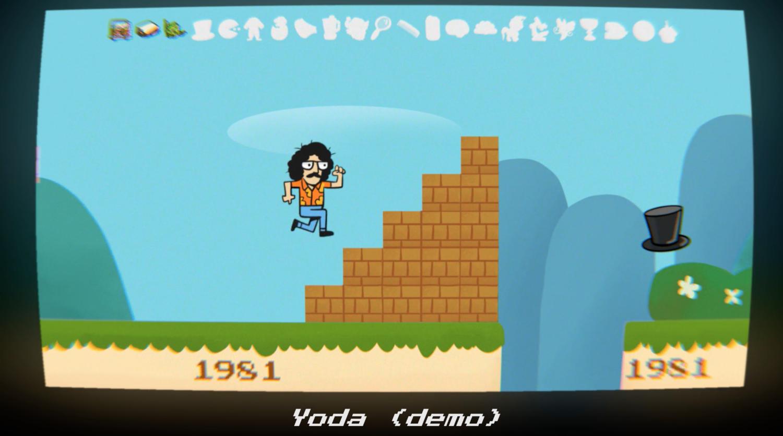 Mario-ish Screenshot