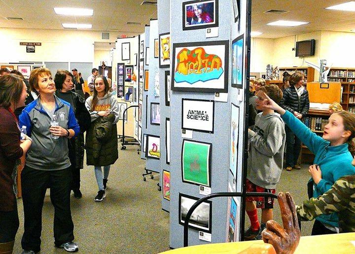 Delaware Valley Regional HighArt Fair 2017 - FEATURED REGIONAL ARTIST ERIKA RACHEL