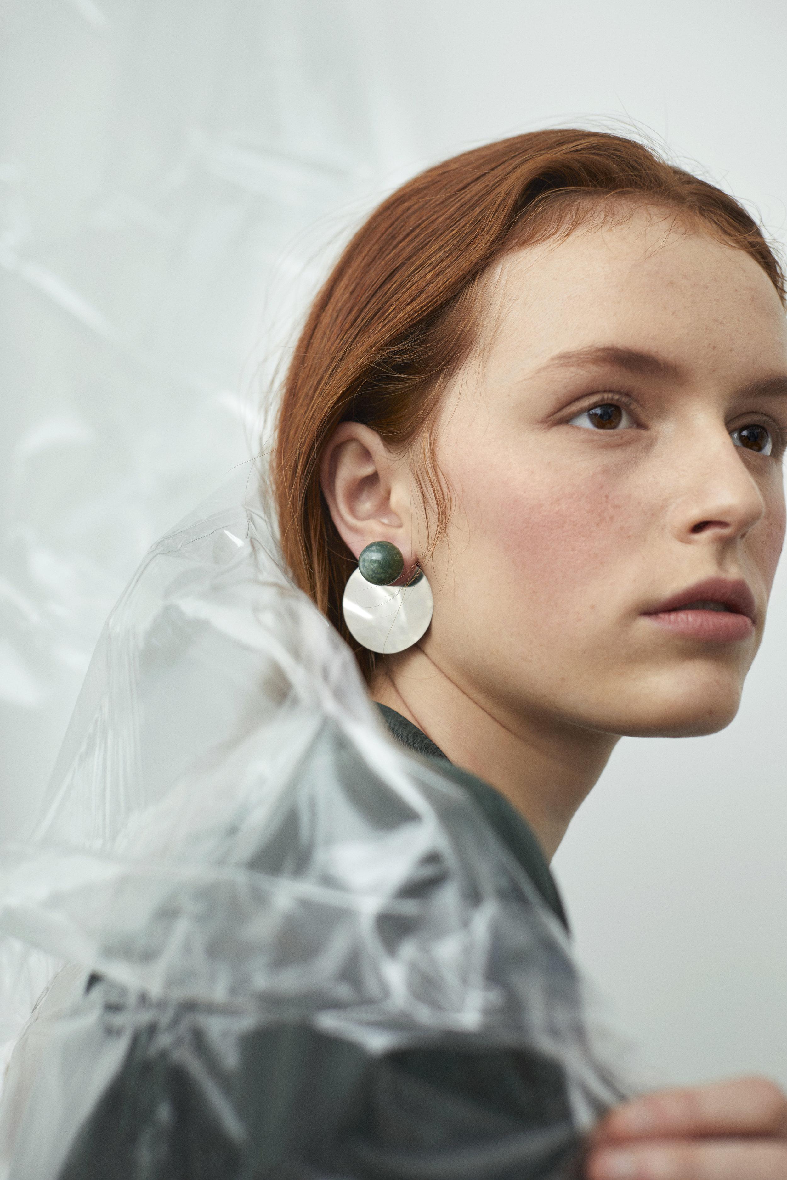 ▲ CONSONANCE earring set