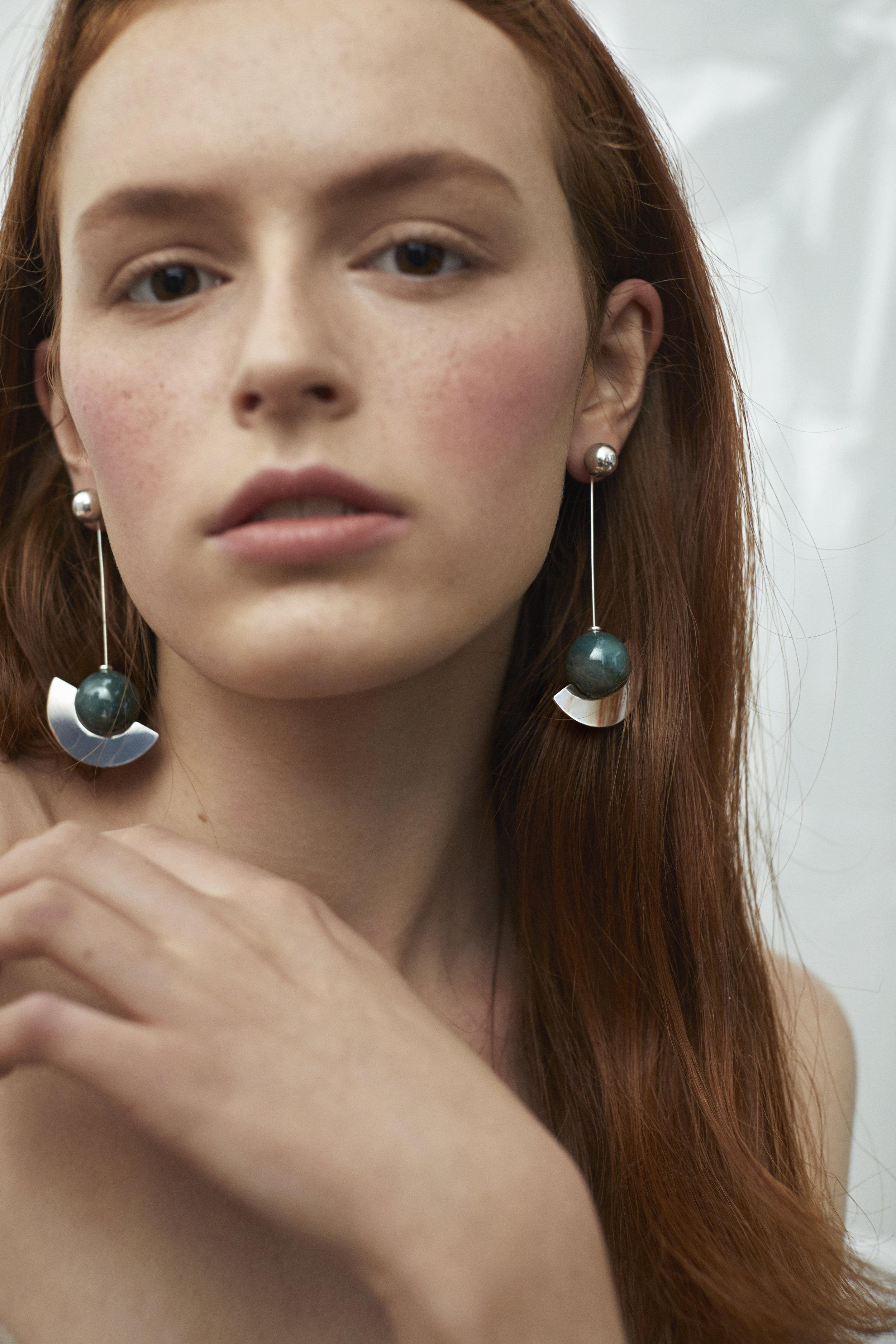 ▲ KEPLER earrings