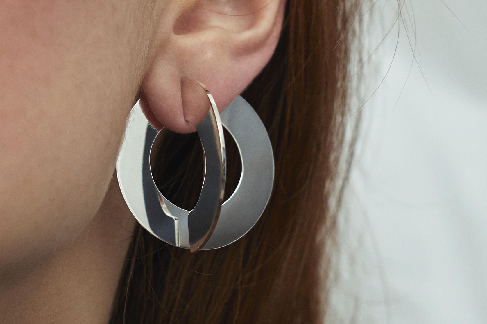 YUUN - Harmonics - Overtone earring set