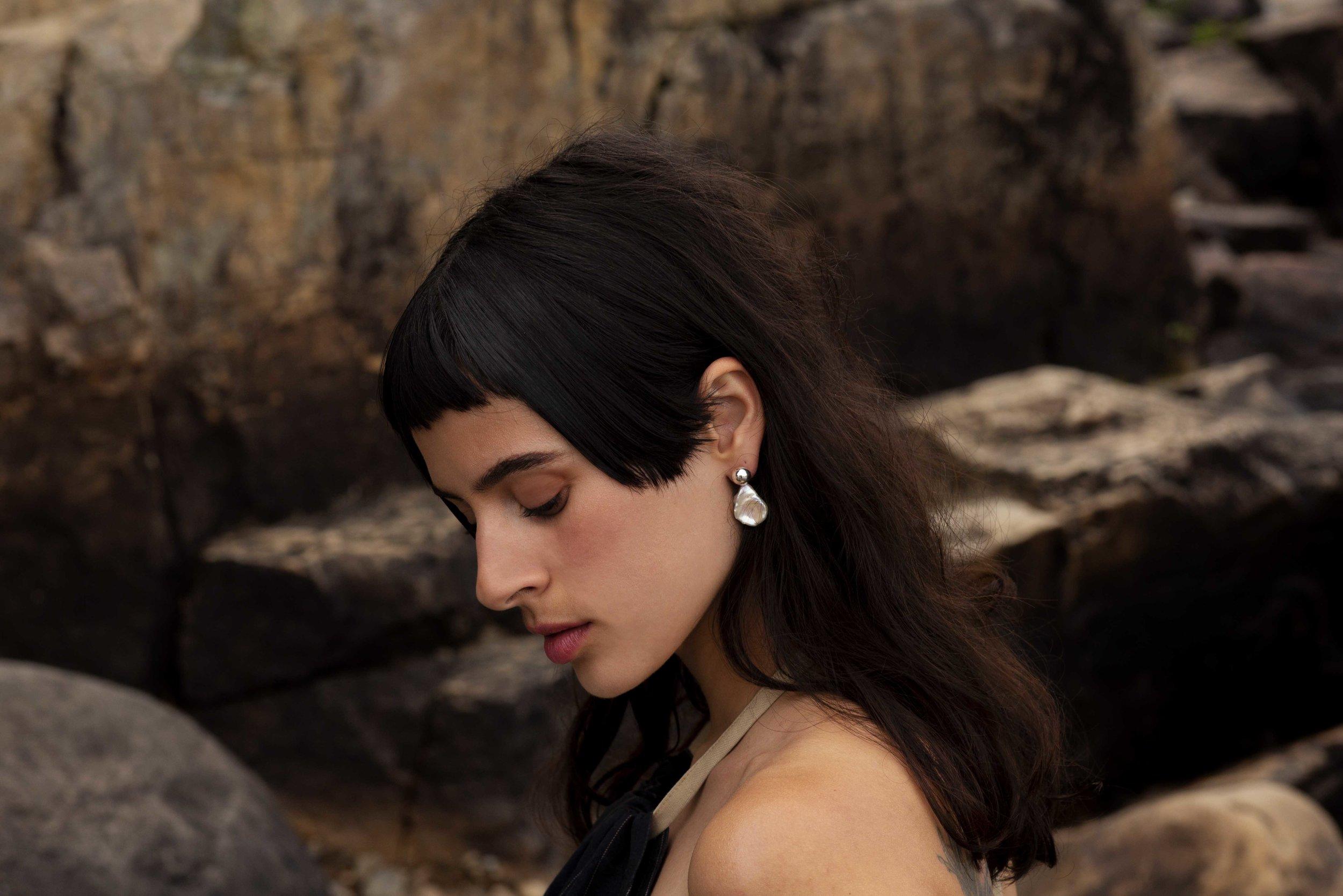 ▲ GALENE earrings