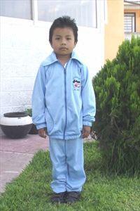 Felix's child packet photo
