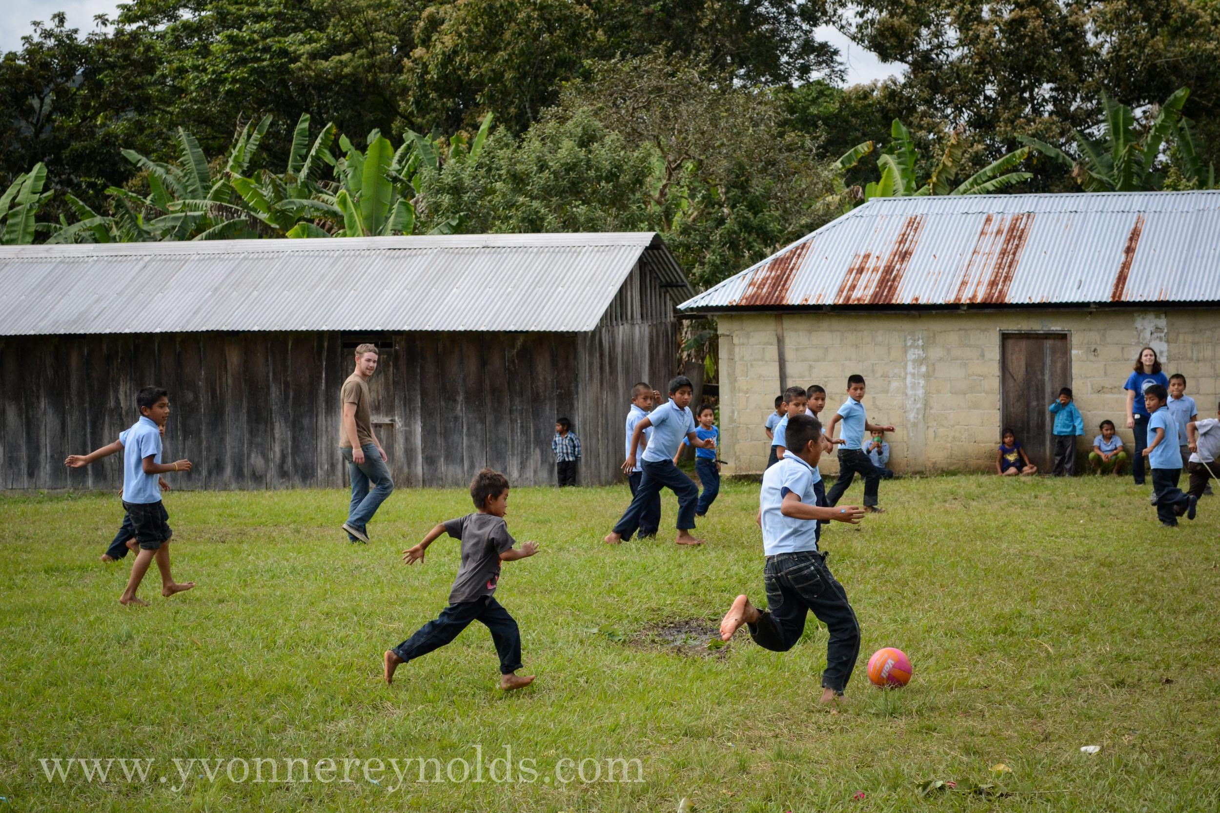 One more game of futbol