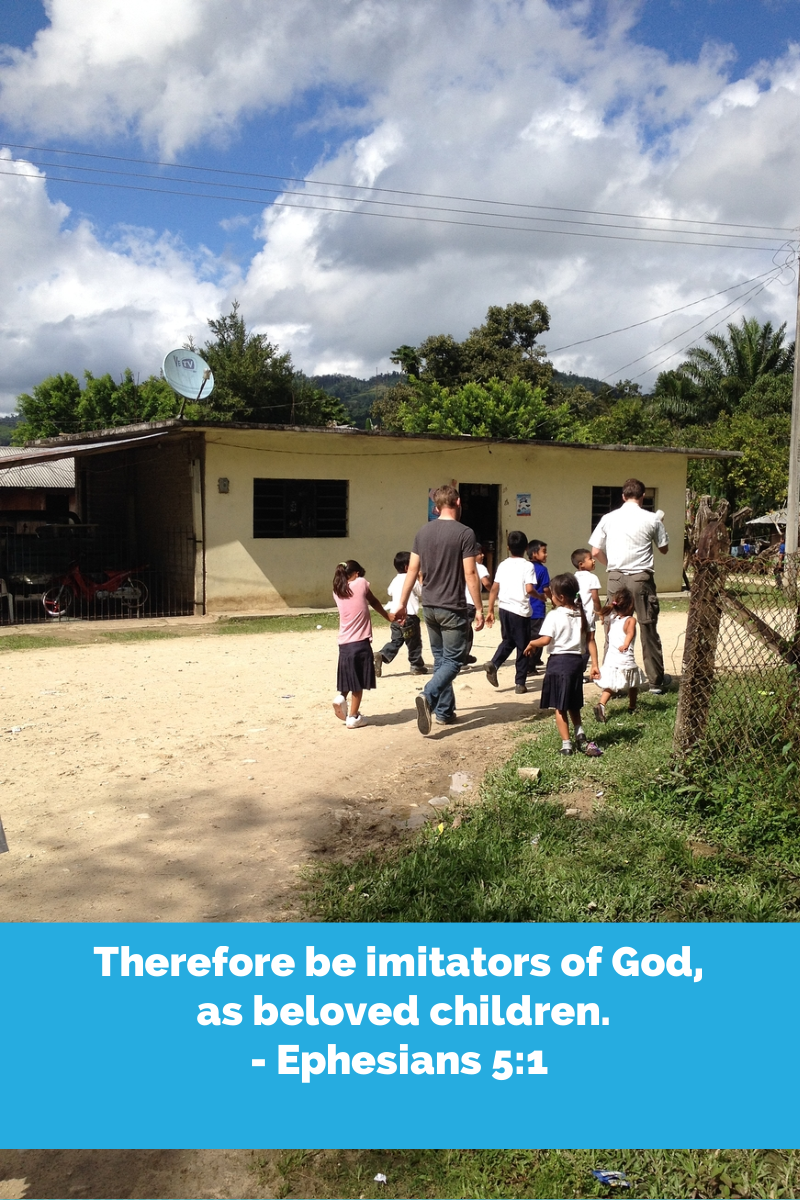 Photo taken in Chiapas, Mexico on a   Compassion Sponsor Trip   - January 2014