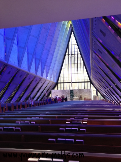U.S. Air Force Academy Chapel