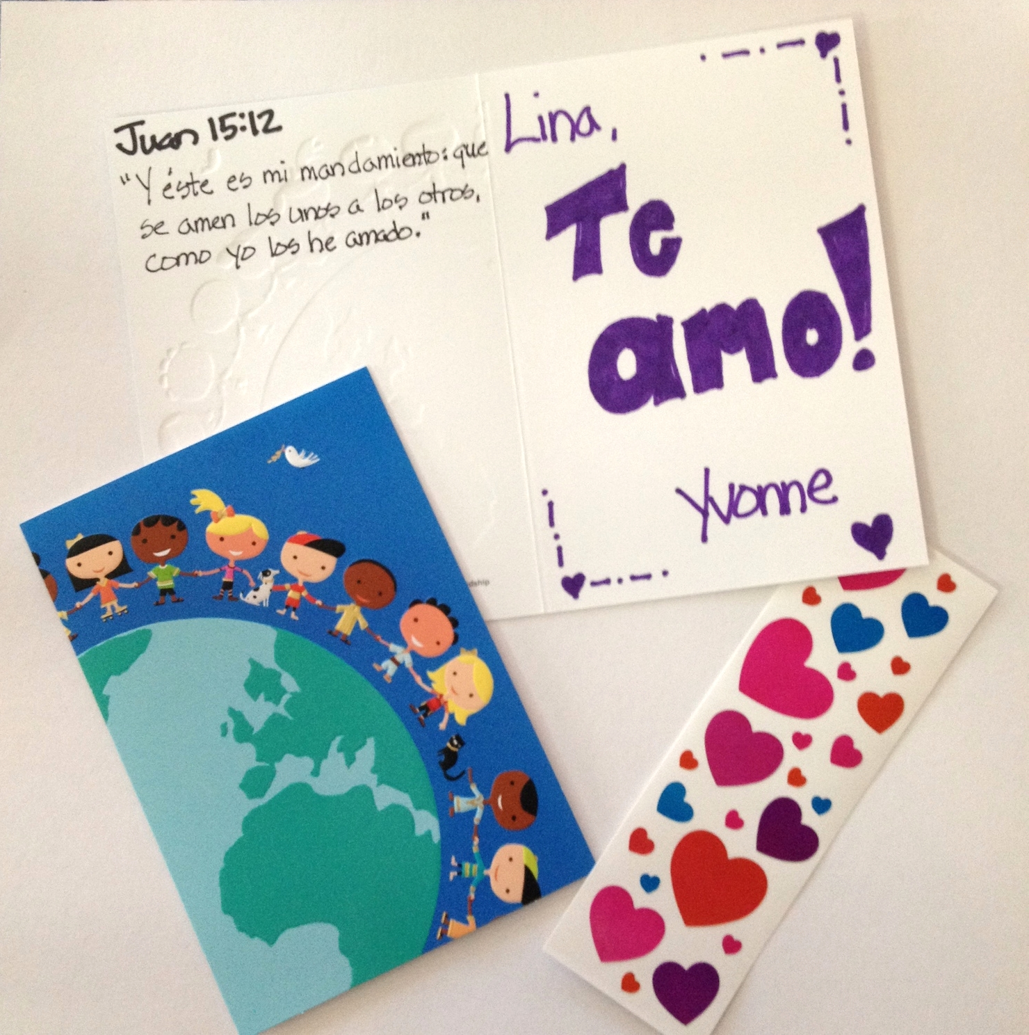 Letter to my Compassion child