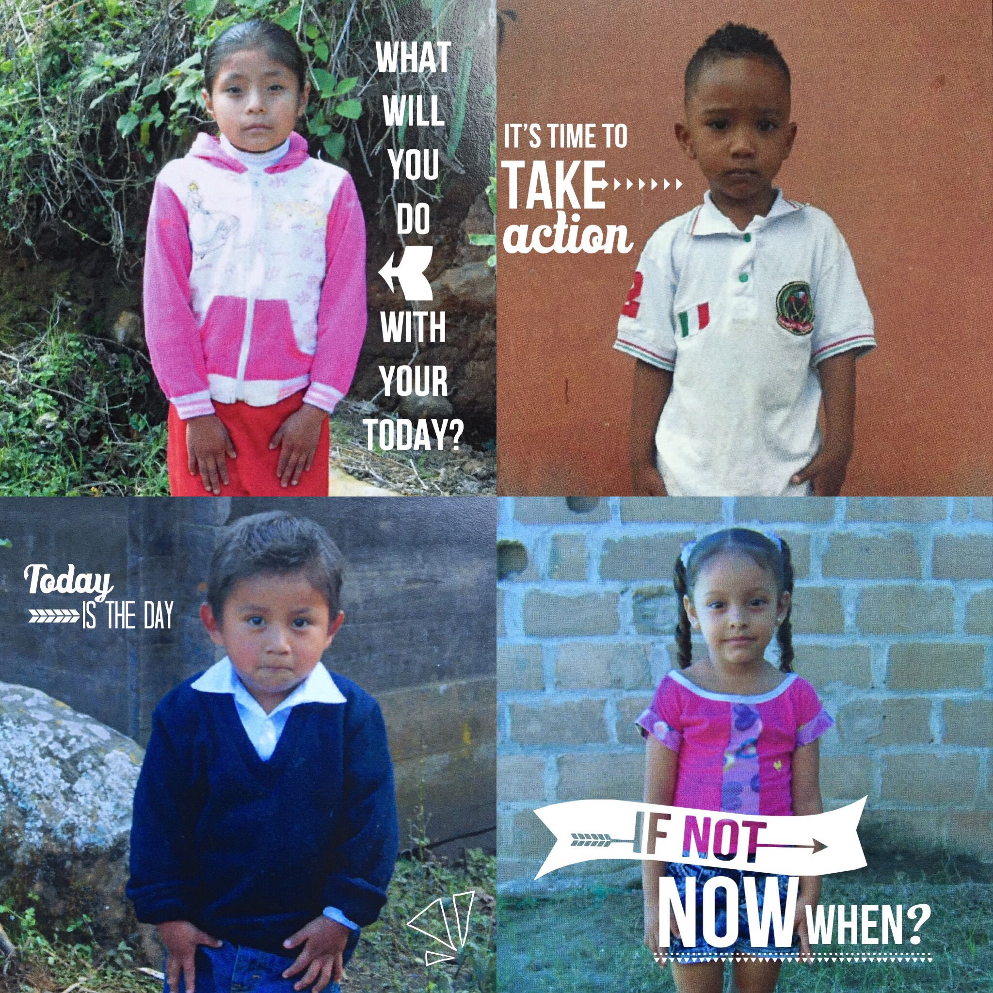 Today make the choice to sponsor a Compassion child