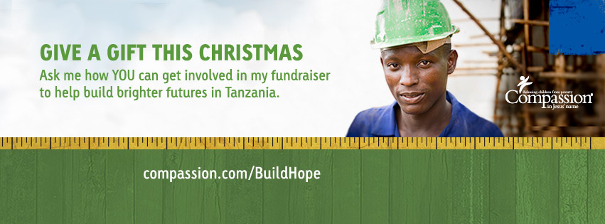 Build Hope this Christmas