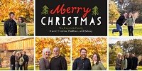 Our Shutterfly Christmas card