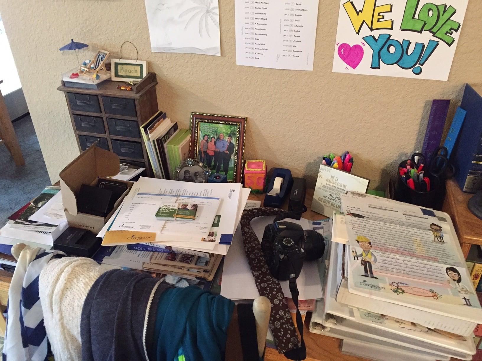 Kickstart to Clutter Free Day 4