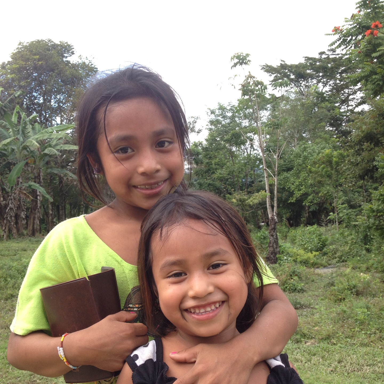 Compassion children in Mexico