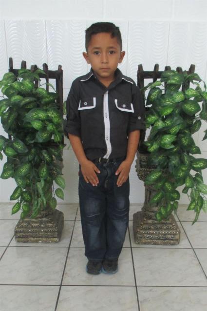 Emerson from El Salvador