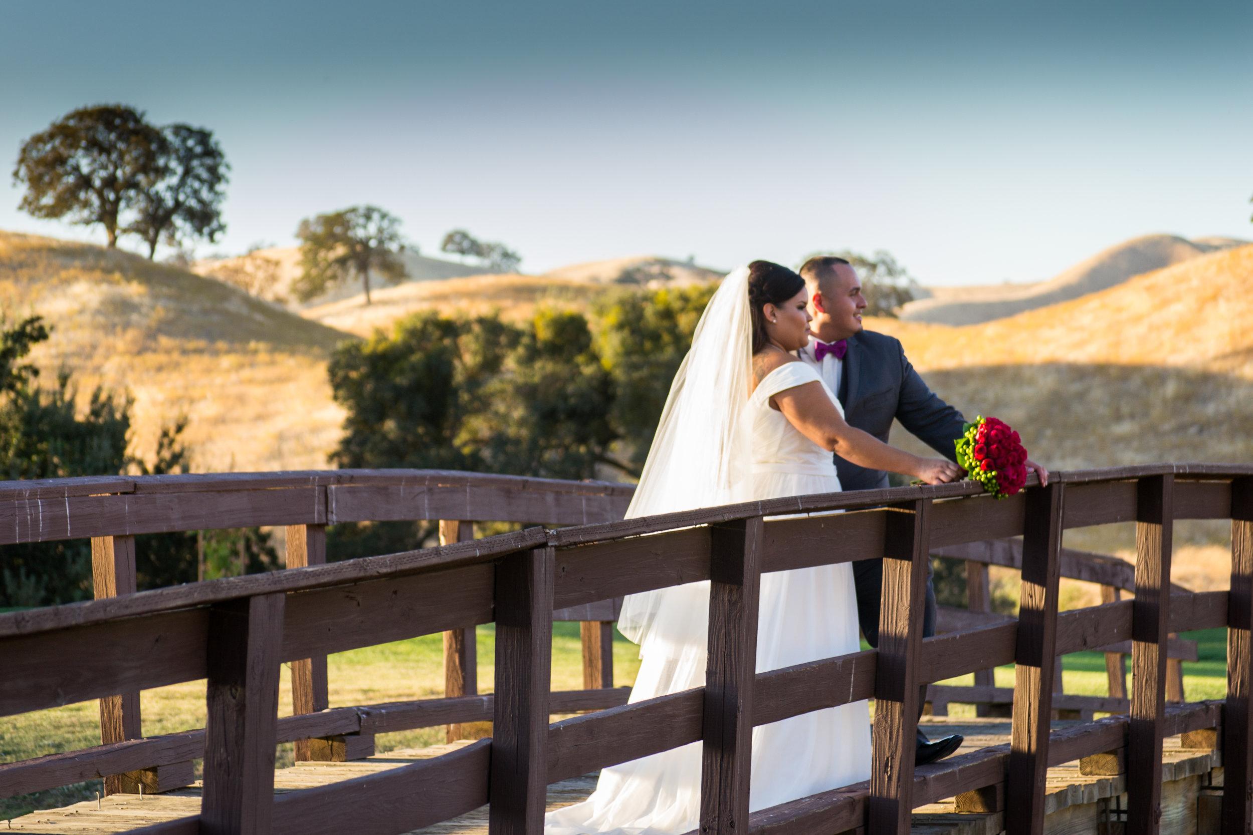 Wedding at Diablo Grande