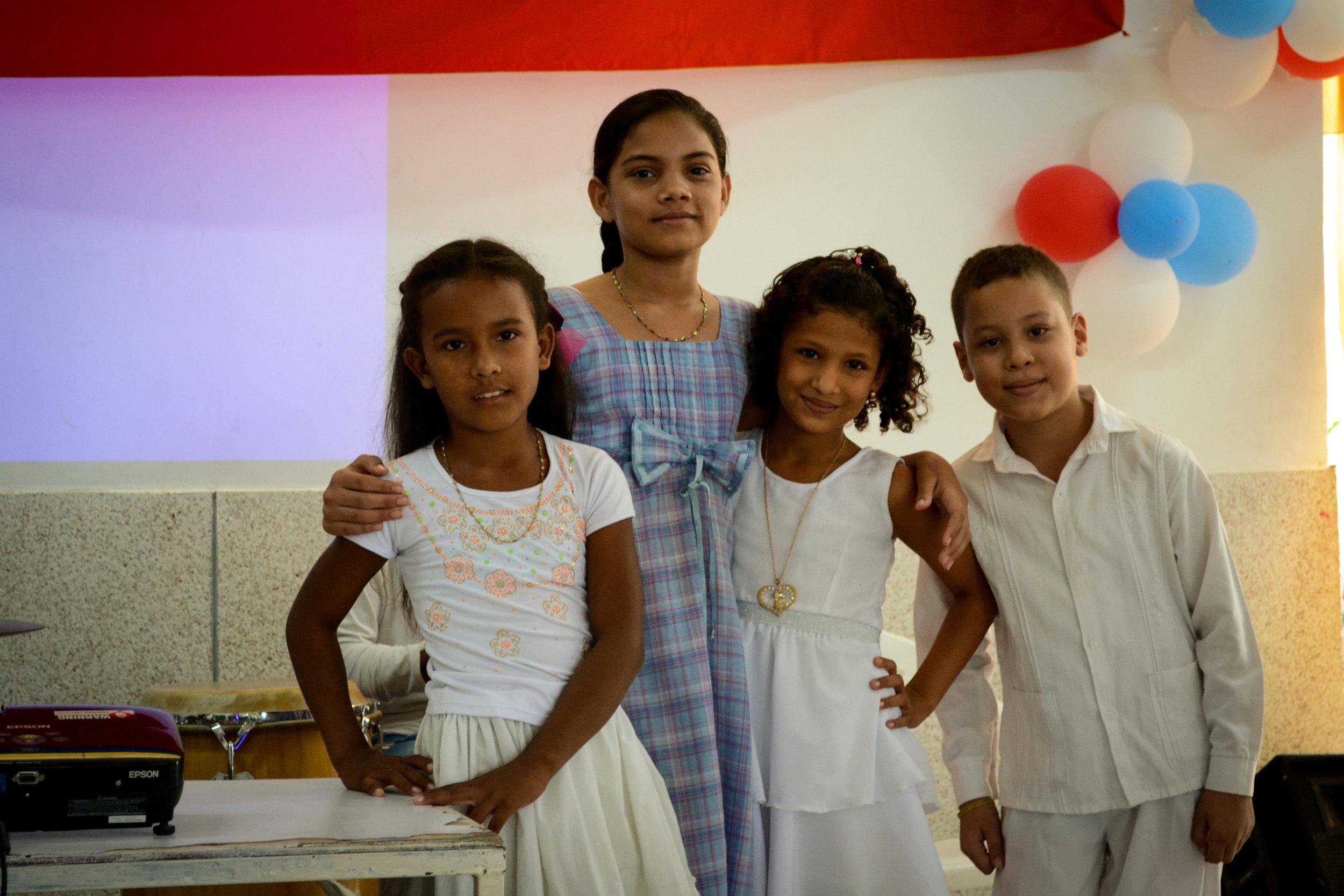Compassion center in Colombia