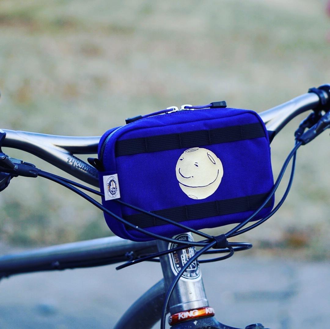 Moonriser Titanium Bar — Moonmen Bikes