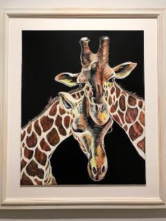 Giraffes Anthea Forbes Scratchboard.jpg