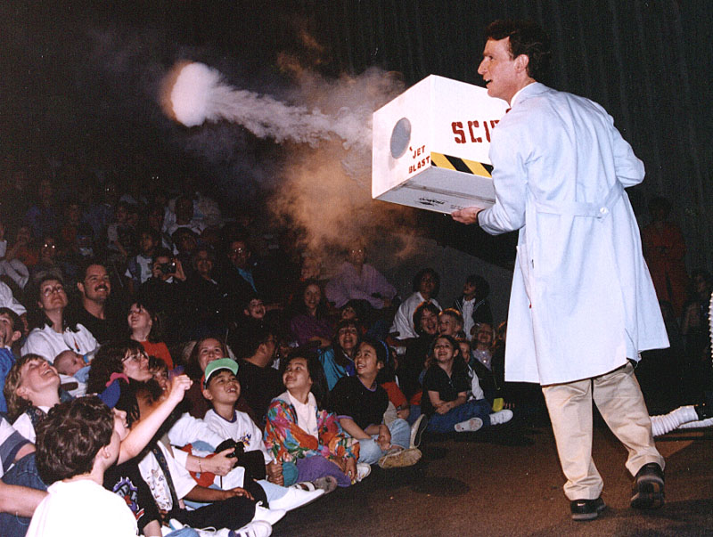 Who's going to forget what Bill Nye just taught them??