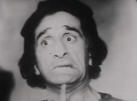 "Christmas Flummox. ""Omnibus"" production of T he Second Shepherd's Play,  1954"