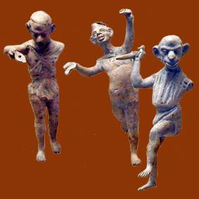 Ancient Greek Morons