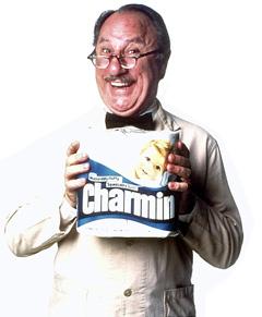 Mr. Whipple, the ideal Christian presenter...