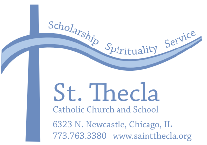 "Several ""St. Thecla"" churches and schools can be found in America and the Middle East.  Most are Roman Catholic, although some are of a variety of Orthodox denominations.  Come on Protestants, get in the game!!"