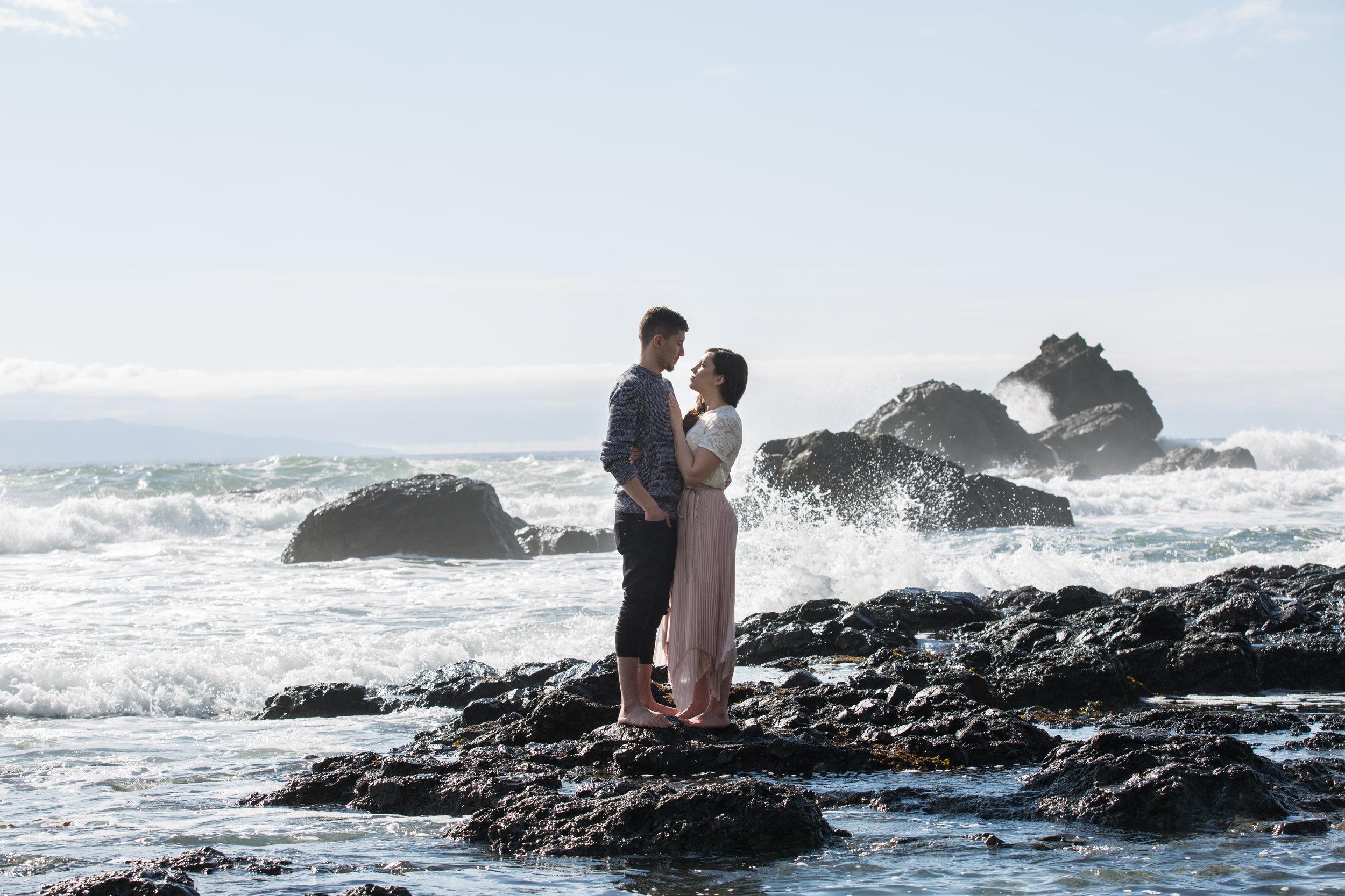 81 Adam Ziorio Photography Victoria, BC Epic Engagement.jpg