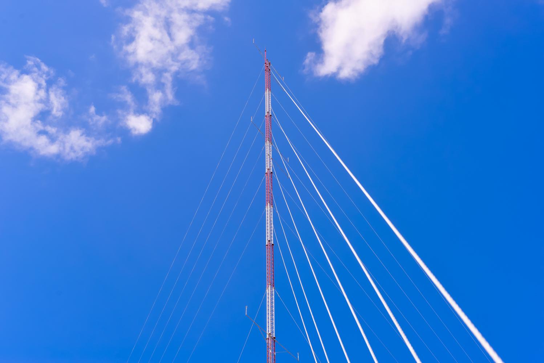Dam Nai Project - 100m Met Mast Installation