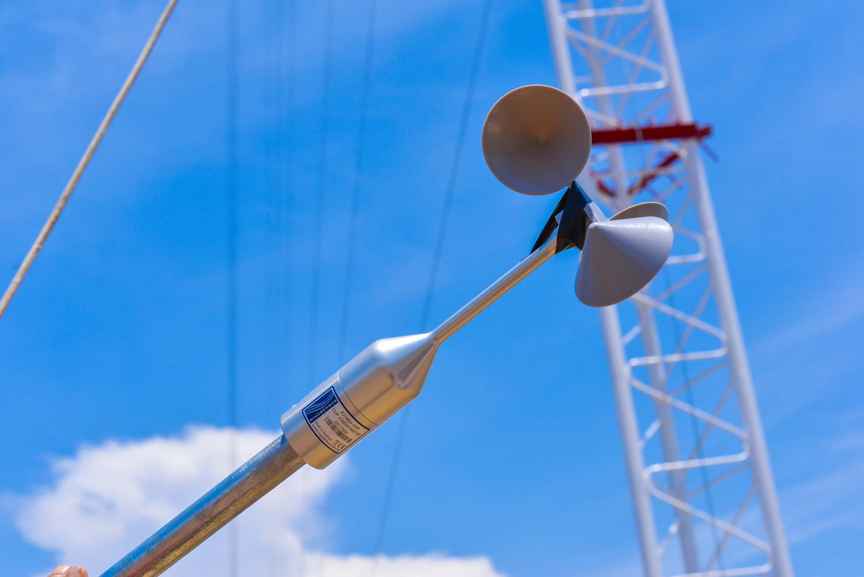 Dam Nai Project - Met Mast Installationroject - Met Mast Installation