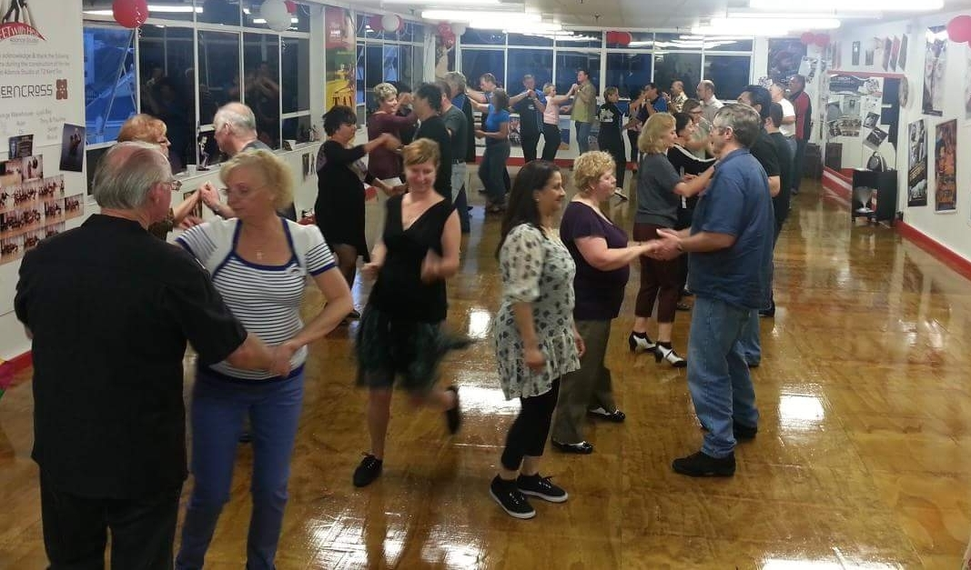 Rock'n'Roll classes at FEET with Heat