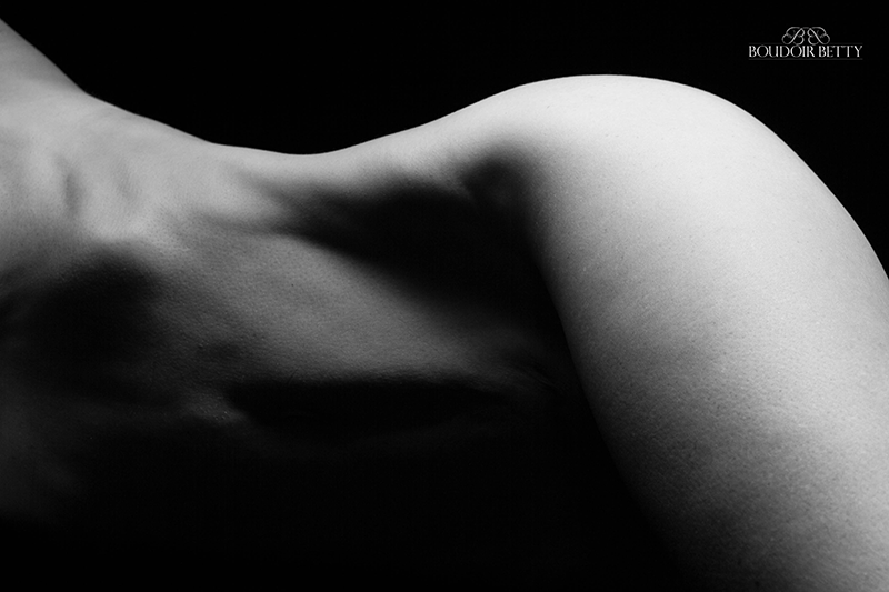 Nudescape or Bodyscape:  Usually done nude, but not always