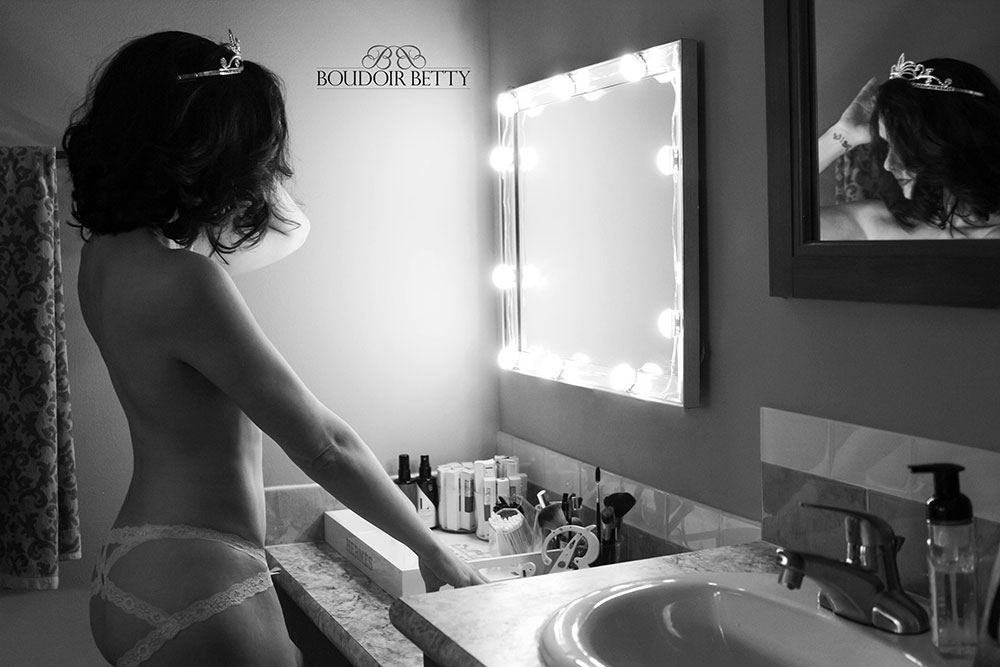 Raise Your Standards & The mirror will meet you there.