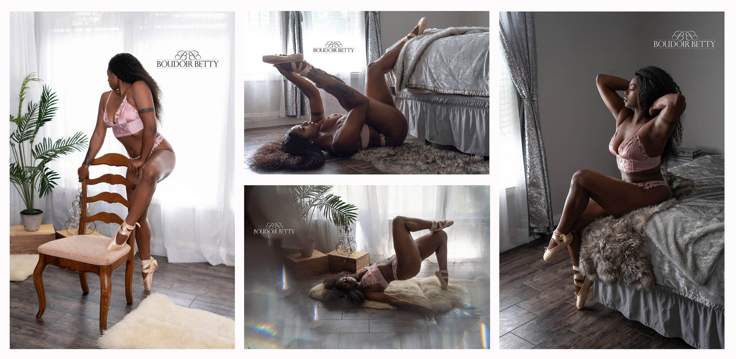 #balletonpointe #balletboudoir