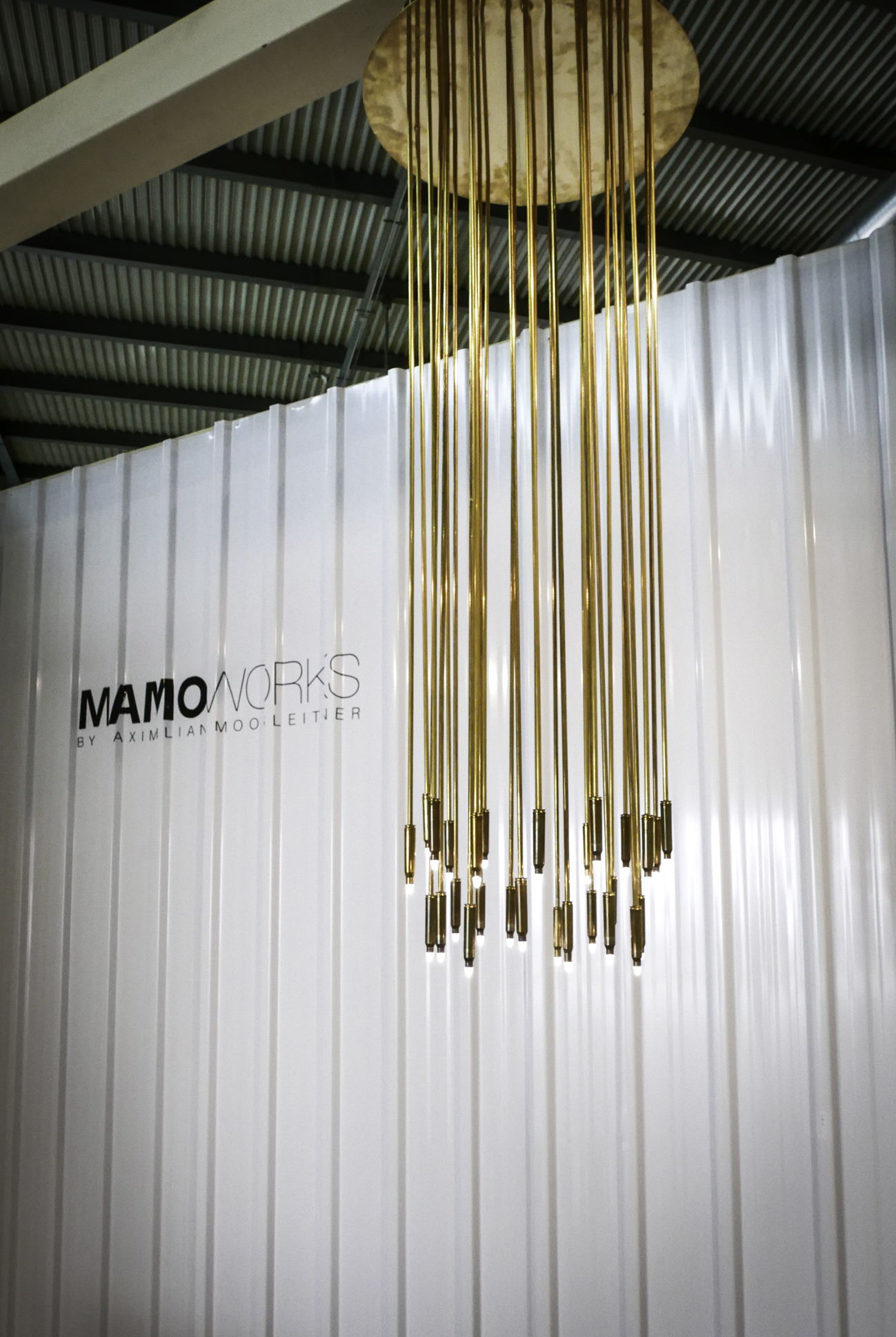 MAMOWORKS. Bullet Lamp. Furniture Design. Ceiling Lamp. Lighting. Design. Maximilian Moosleitner. Salzburg. Austria