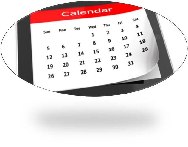 PST Training Schedule