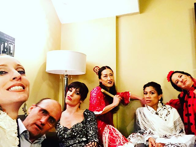 #BTS #hurryupandwait #morninggig in #sanfrancisco also #hellafilter because #notenoughcoffee also #welovedancingoncarpet #dancingoncarpet4lyfe last thing is #ilovebeingbackhome #awesomecrew 🌉