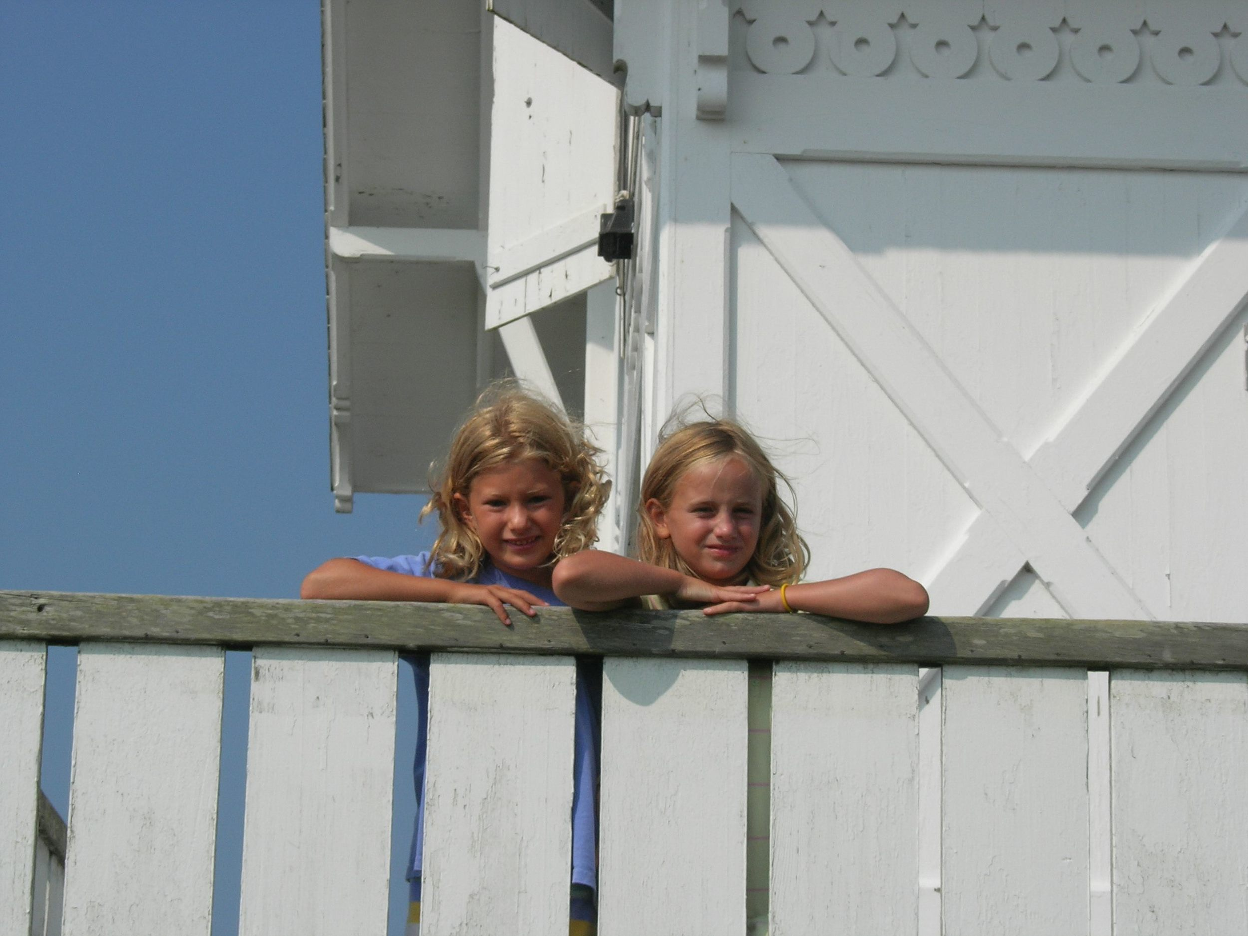 Summer Fun at the Clubhouse 2006