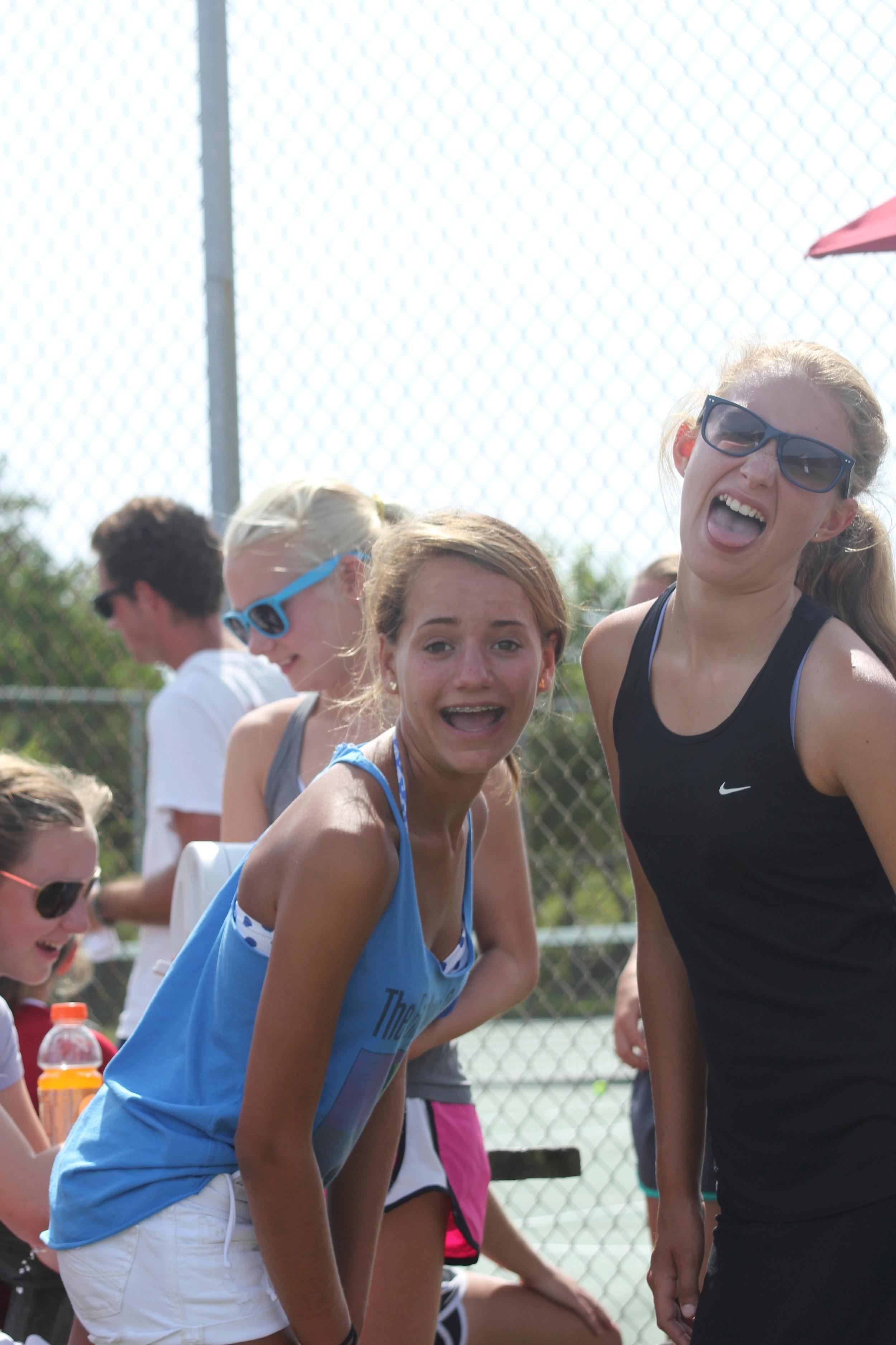 Tennis Tournament - 2012
