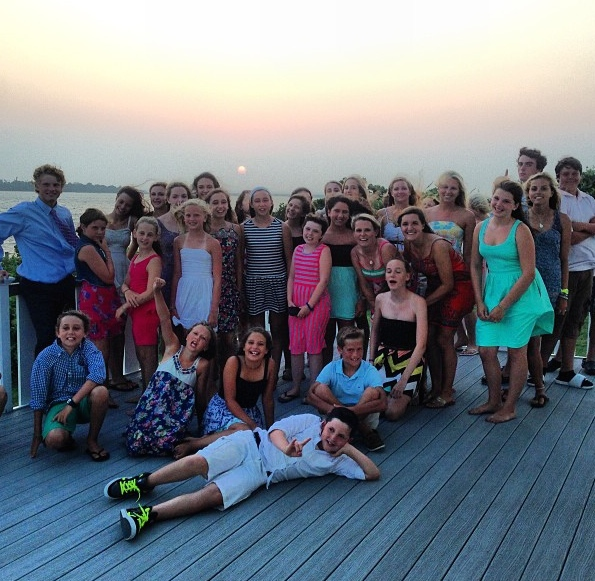 Dance Group Picture July 2013