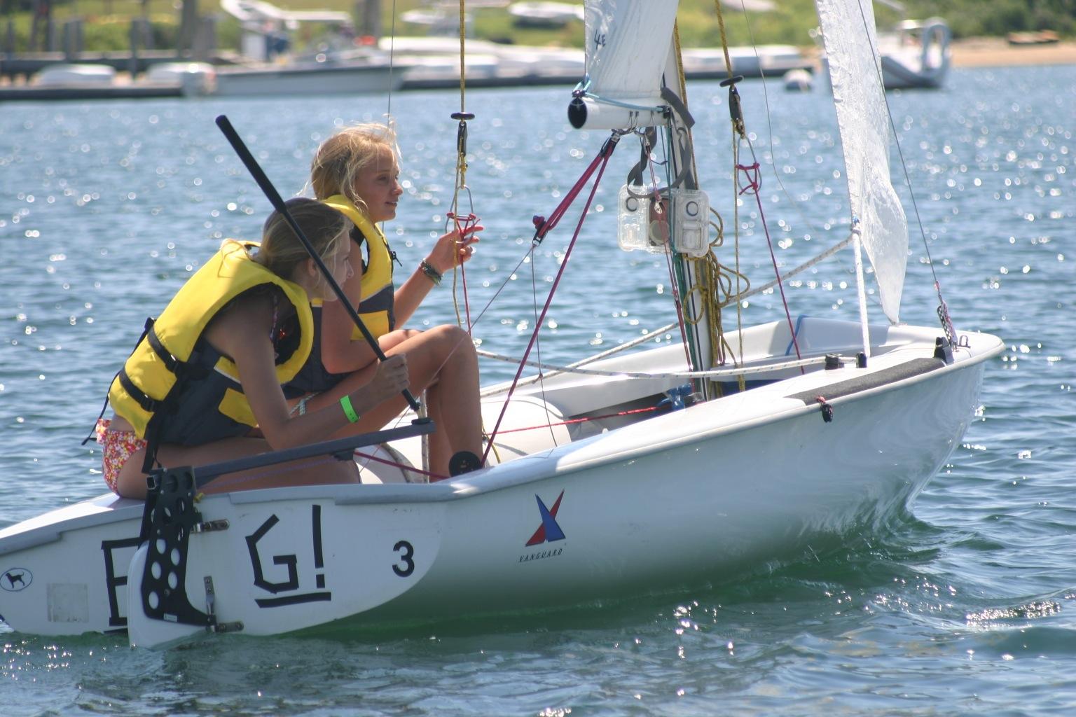 BIC Sailing Race - 2011