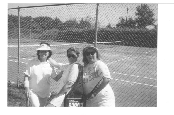 Queens of the Courts