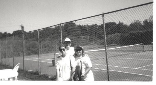 The Ladies of Tennis in the 80s
