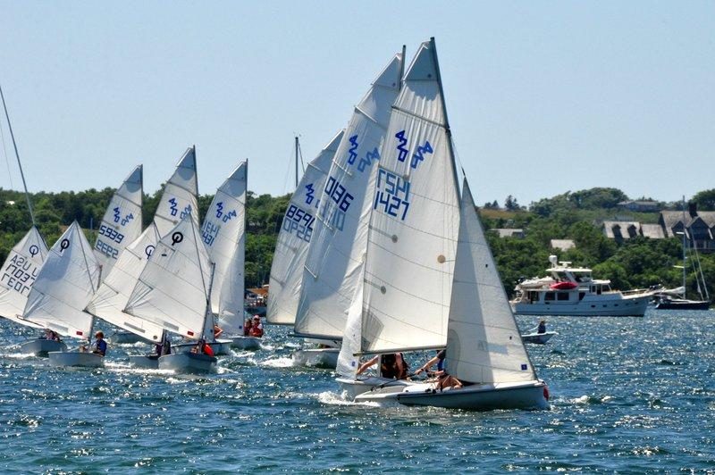 Sailboat Race  7/22/2015