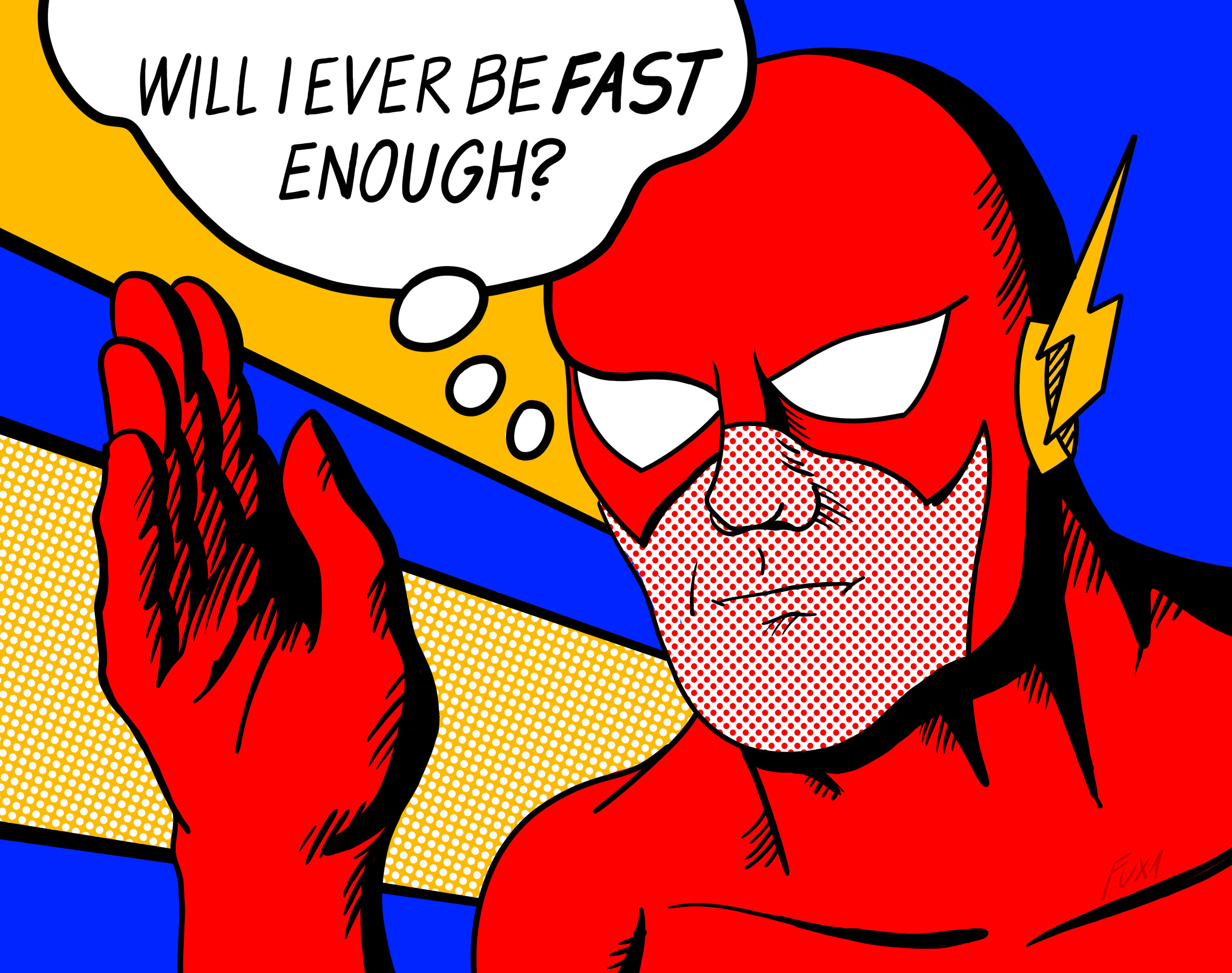 The Flash Lisctenstein.jpg