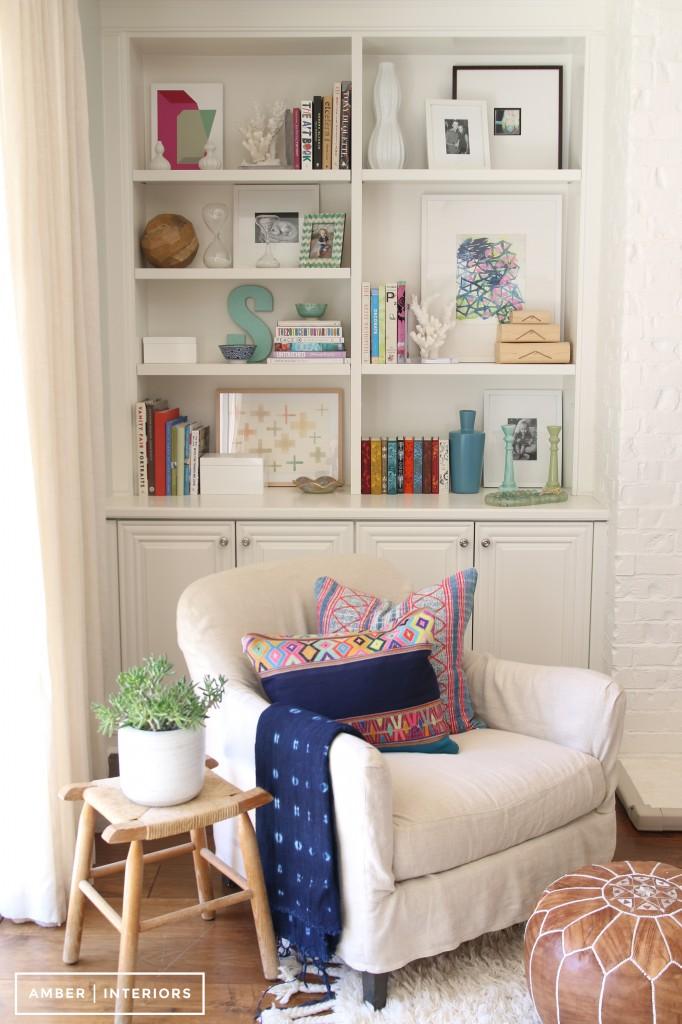 Image and design via  Amber Interiors .