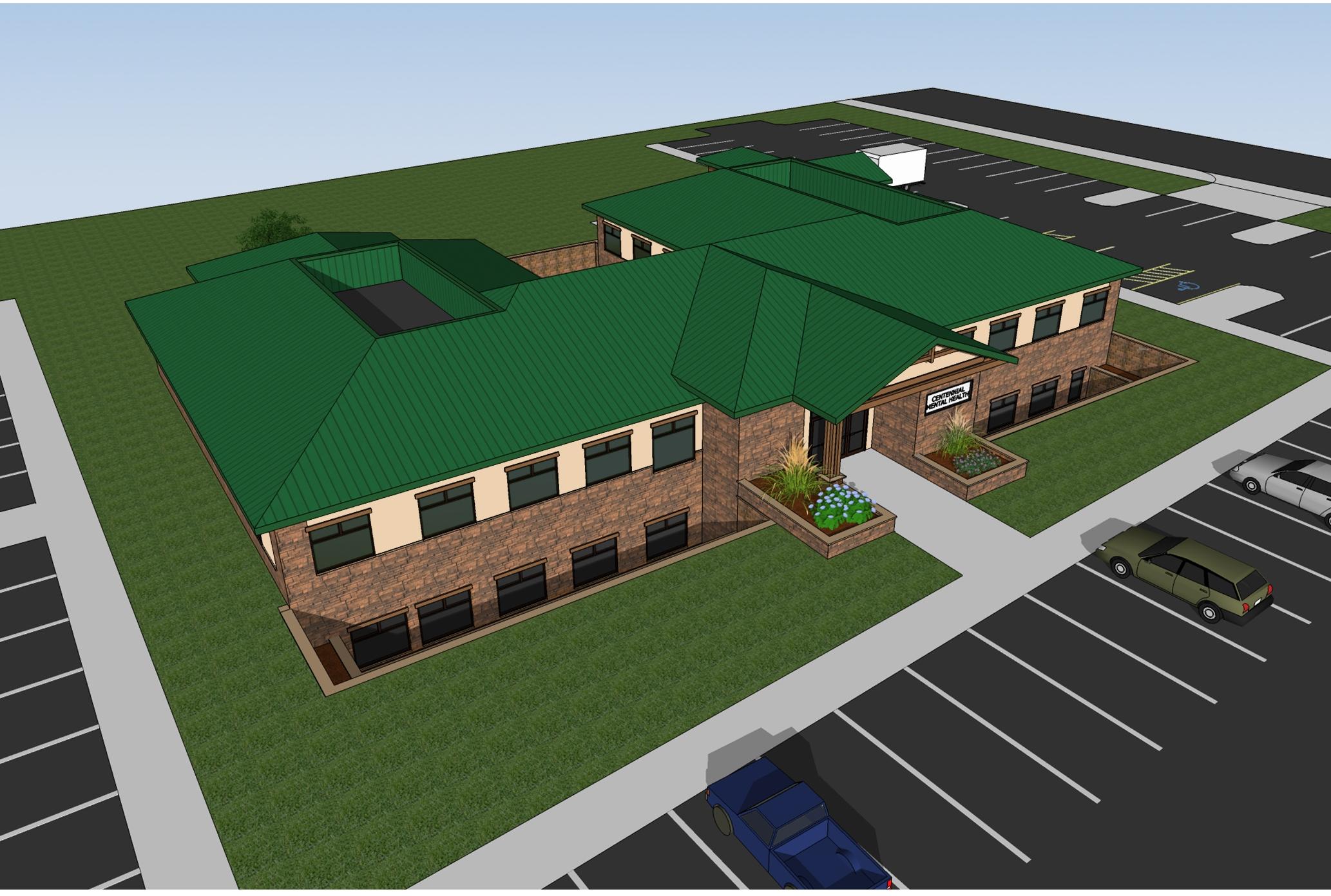 Centennial Mental Health Integrated Care Center Fort Morgan, CO