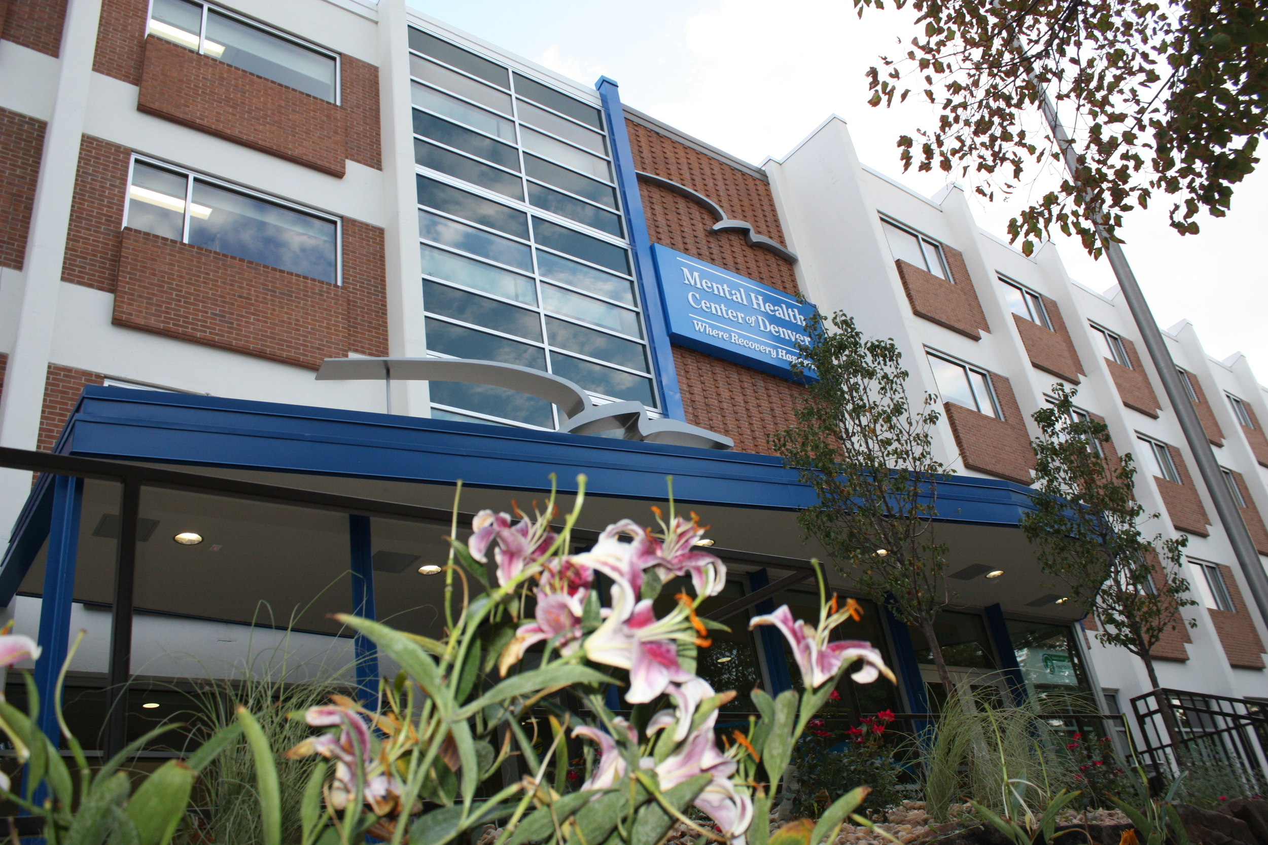 Recovery Center, Mental Health Center of Denver