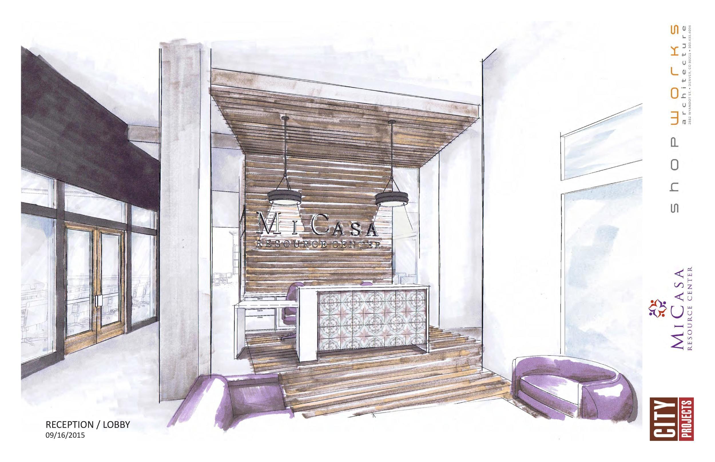 Mi Casa Resource Center at Terraza del Sol Denver, Colorado