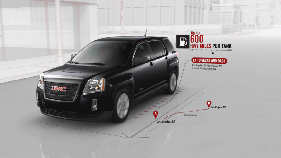 GMC | STANDARD FEATURES